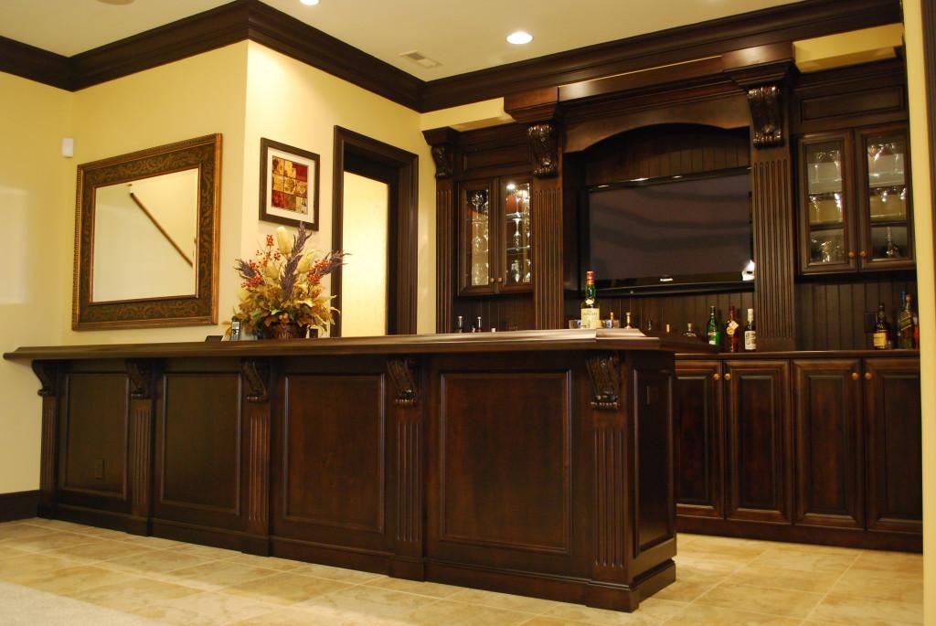 Custom bar - Custom bars for homes ...