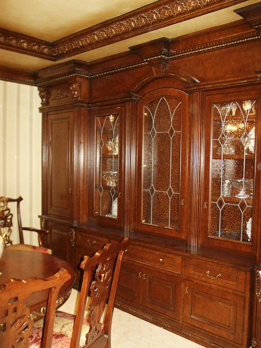 installing kitchen cabinets dining room 1888