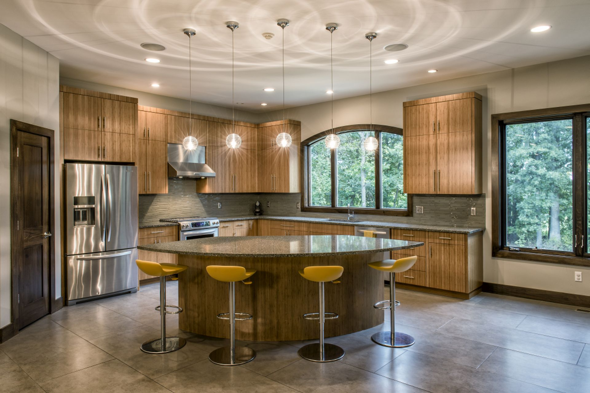 pictures of kitchen cabinets bamboo kitchen 4207