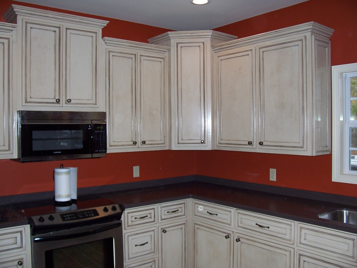 Maple oatmeal glaze kitchen
