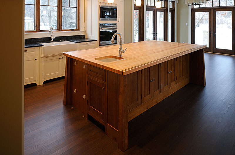 kitchen floors and cabinets craftsman kitchen 4868