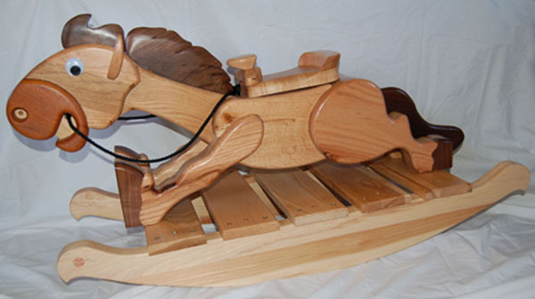 The Rocking Horse Plans PDF Woodworking
