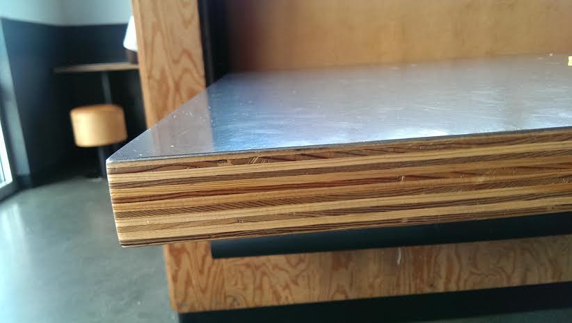 Bonding Sheet Metal To Baltic Birch Woodweb S Adhesives Forum