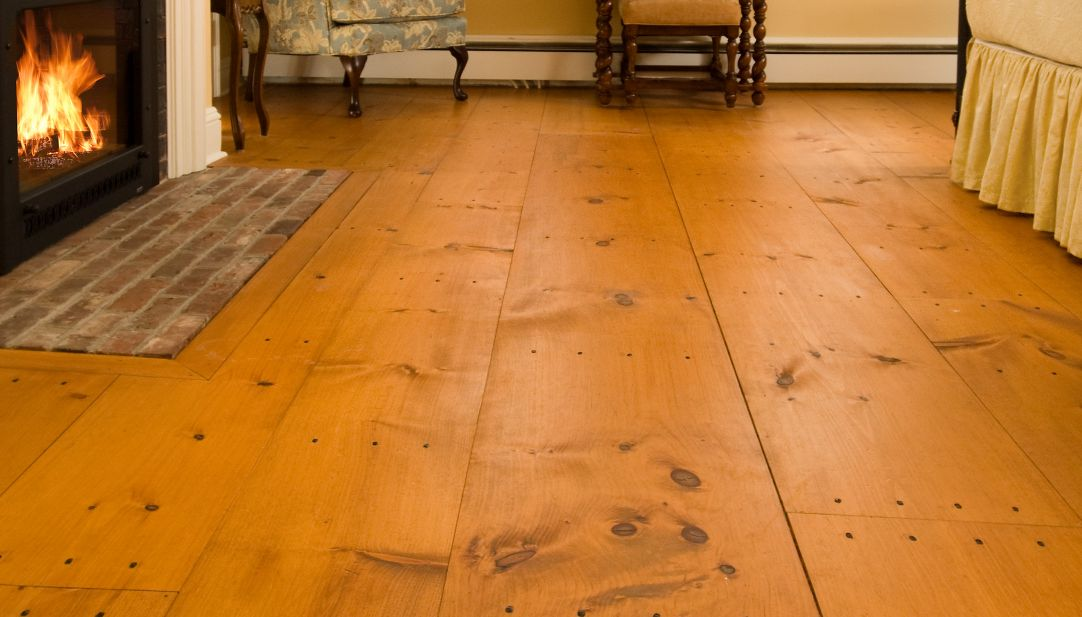 Pine Floors Woodweb S Architectural