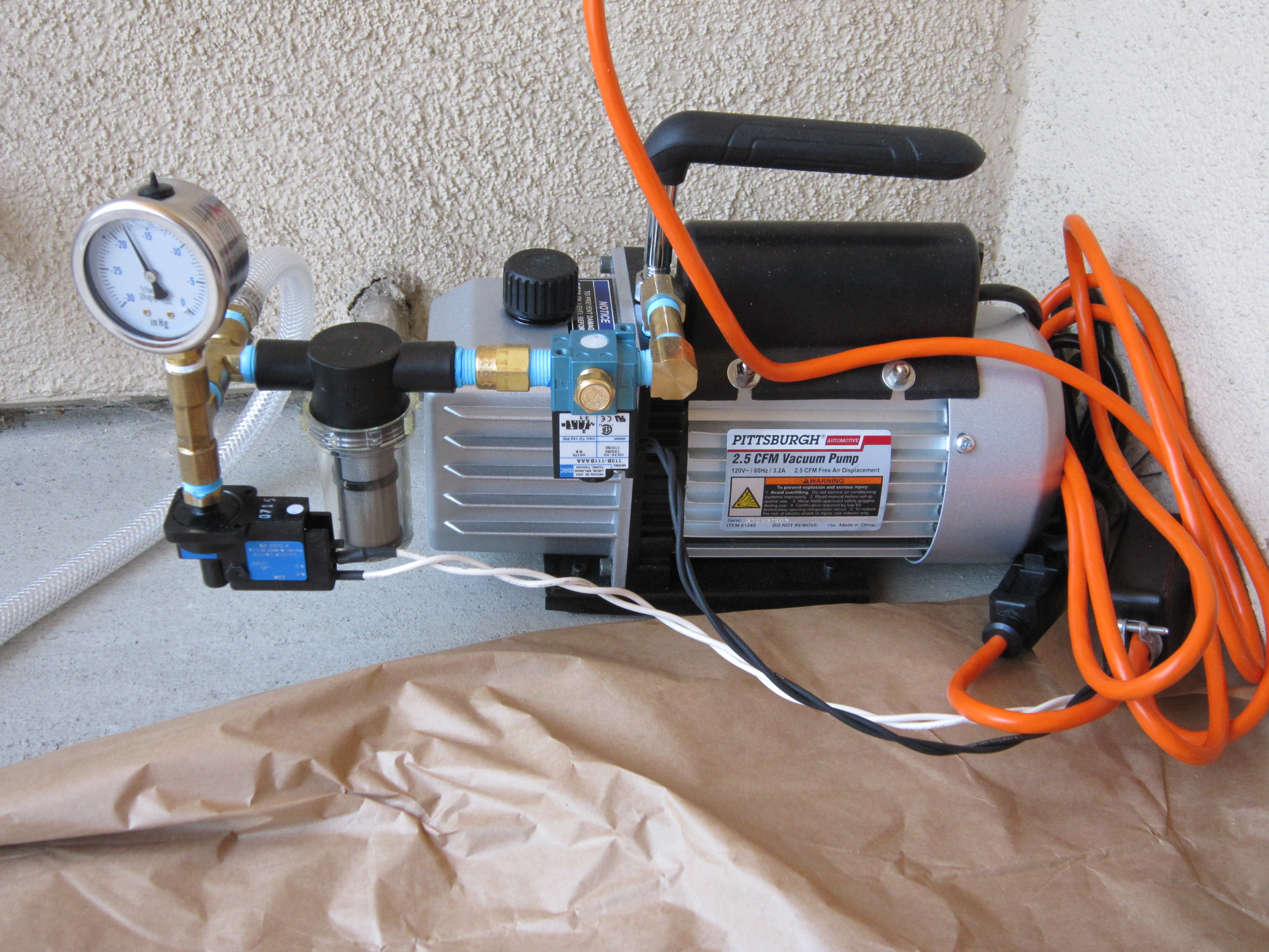 Hvac Vacuum Pump For Veneer Pressing Woodwebs Forum Wiring A View Higher Quality Full Size Image