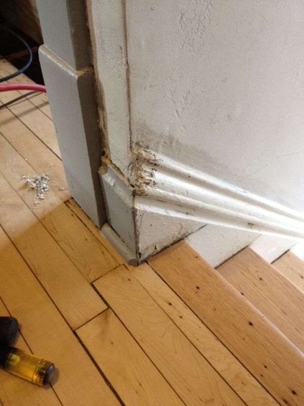 Stair Trim Moulding