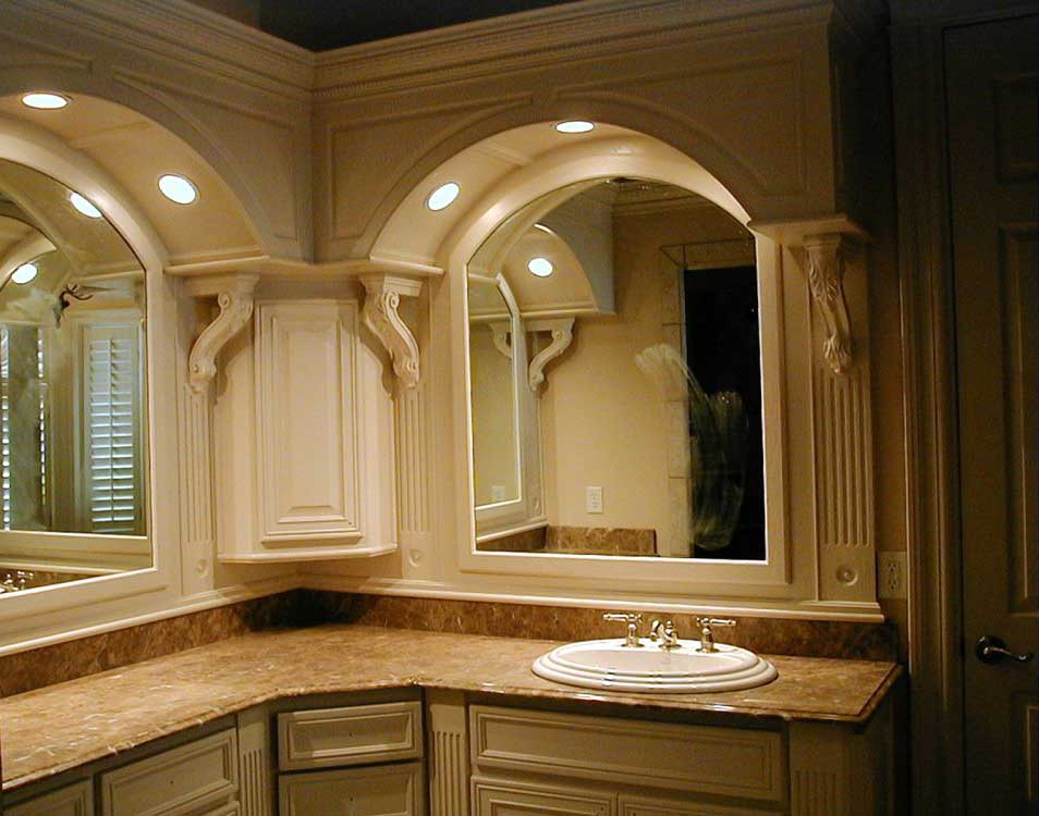Building Arched Cabinets