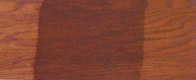 Water Based Polyurethane Over An Oil Wiping Stain