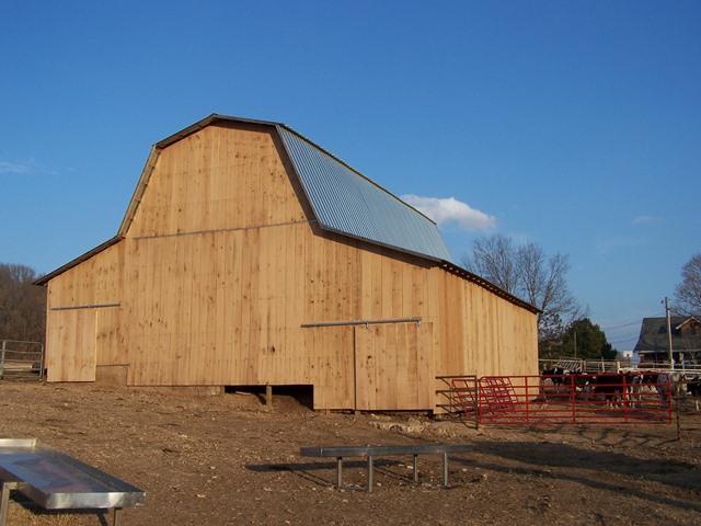 Wood Choices For Barn Siding