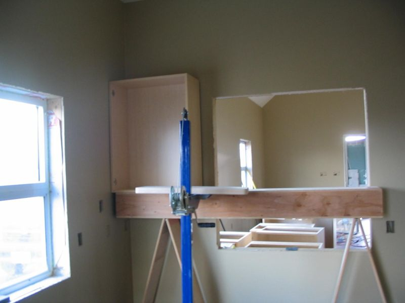 Installing Cabinets Uppers Or Lowers