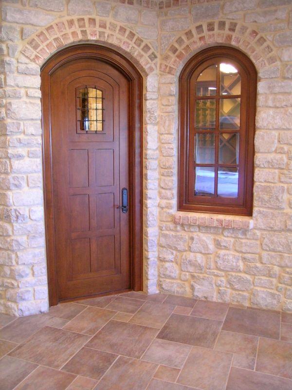 Insulated Wine Cellar Door Details