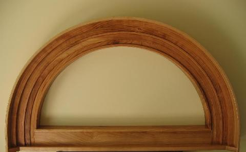 Making Arched Window Casing Trim