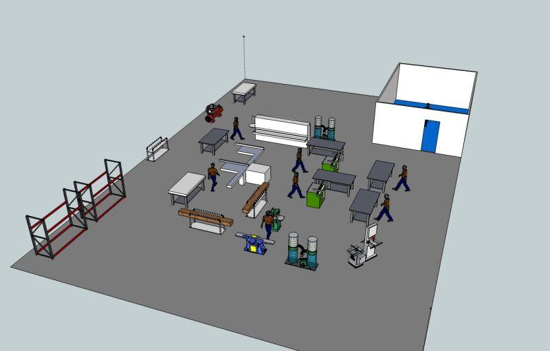 Cnc Machine Shop Floor Layout - Flooring Ideas and Inspiration