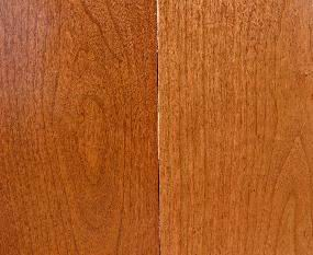 Same Stain Right Sample Thinned With Base