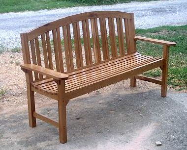 Neat Trick But If This Is An Outdoor Bench Will Oil Finish Be Enough To Keep The Oak From Getting Ruined By Elements